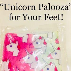 🦄NWT- Unicorn Palooza Socks🦄